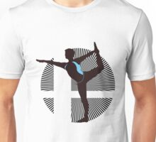 Wii Fit Trainer (Male) - Sunset Shores Unisex T-Shirt
