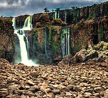 Iguazu Falls - From the Riverbed by photograham