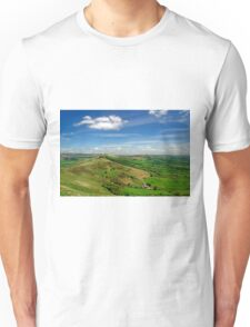 The Great Ridge and the Hope Valley Unisex T-Shirt