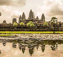 Angkor Wat by Antti Muranen