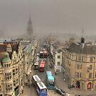 Busy Foggy Morning  by Rich Fletcher