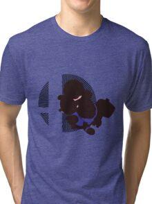 Ice Climbers - Sunset Shores Tri-blend T-Shirt