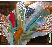 Glass Assemblage No.17 Photographic Print