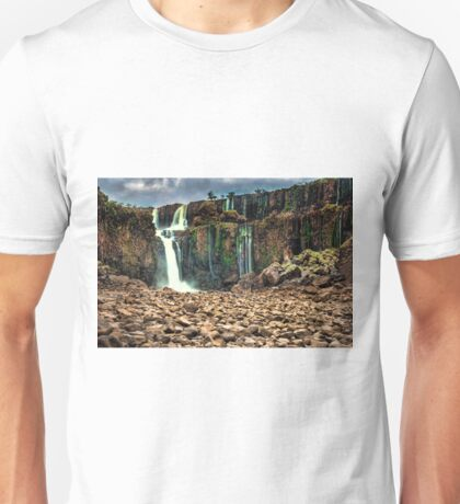 Iguazu Falls - From the Riverbed Unisex T-Shirt