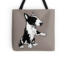 Coloured English Bull Terrier  Tote Bag