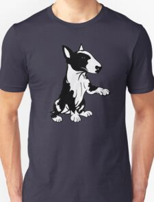 Coloured English Bull Terrier  Unisex T-Shirt