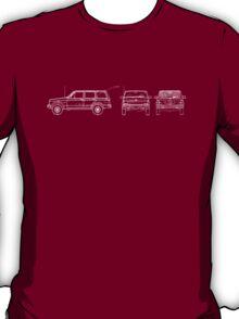 jeep bleuprint T-Shirt