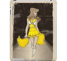 Cheerleader  iPad Case/Skin
