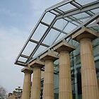 Fibre Glass Columns by bobmarks
