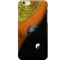 Caught in Balance iPhone Case/Skin