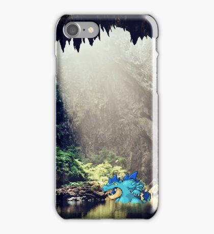 Shiny Feraligatr iPhone Case/Skin