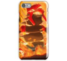 Groudon Awakens! iPhone Case/Skin