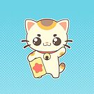 Lucky Cat by pai-thagoras