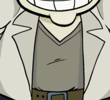 Dr. Man Sticker