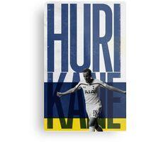 Harry Kane the Huri-Kane Metal Print