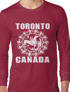TORONTO, CANADA-2 Long Sleeve T-Shirt