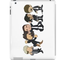 Schulz 1D Dancing iPad Case/Skin