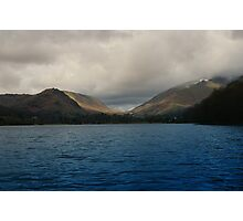 Grasmere Water Photographic Print