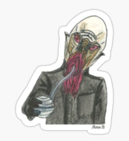 Ood Sticker