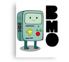 BMO Canvas Print