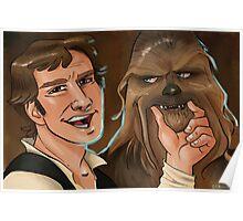 Star Wars selfie series: #2 Poster