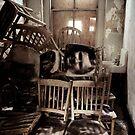 Ellis Island New York by Josephine Pugh