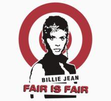 Billie Jean 'Fair is Fair' Kids Clothes