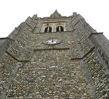 Thaxted Church Tower by Susan E. King