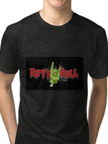 Rot'n Roll Tri-blend T-Shirt