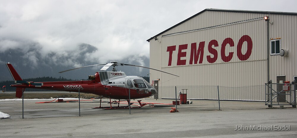 TEMSCO Helicopters by John Michael Sudol