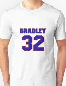 National football player Bradley Fletcher jersey 32 T-Shirt