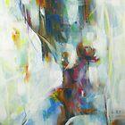 Apolena kneeling by Samuel Durkin