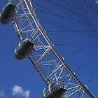 The London Eye by CherylBee