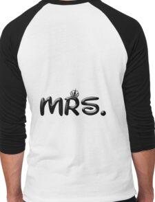MRS. Men's Baseball ¾ T-Shirt