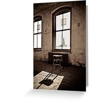 Ellis Island New York: Liberty Awaits Greeting Card