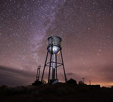 Milky Way over Ruby Hill by raisethestakes