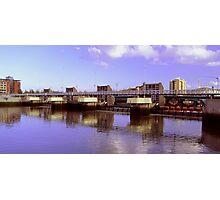 Belfast Docks (4) Photographic Print