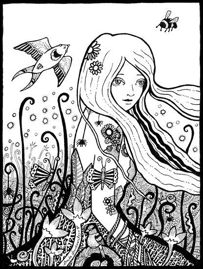 Gaia by Anita Inverarity