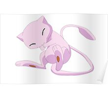 POKEMON MEW Poster