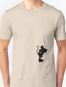 Minney Kissing Unisex T-Shirt