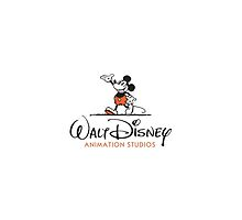 Walt. Disney Animation Studio Logo by JakeyJurin