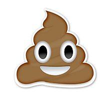 Poop Emoji by AmazingMart