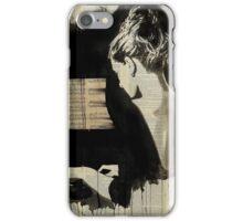 her sonata iPhone Case/Skin