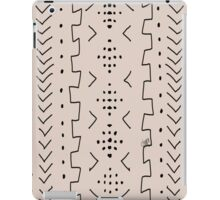 White Mud iPad Case/Skin