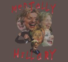 Mentally Hillary by Lotacats