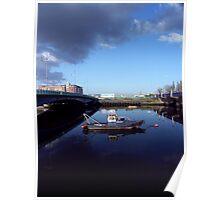Belfast Docks (7) Poster