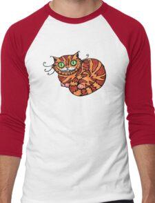 Cheshire Men's Baseball ¾ T-Shirt