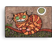 Cheshire Canvas Print