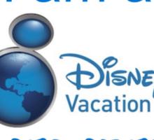 I Am A Disney Vacation Club Member Sticker