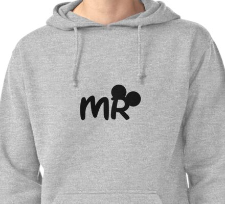 Mr.Mouse Pullover Hoodie